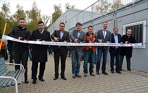 Slavnostní otevření druhé etapy modernizace areálu